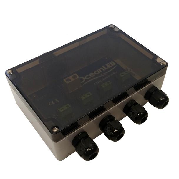 OceanLED Standard 4-Way Junction Box  [019901]