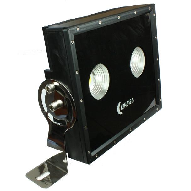 Lunasea Commercial Floodlight Dual LED 24,000 Lumens  [LLB-60PC-31-10]