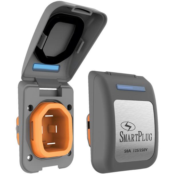 SmartPlug 50 Amp Non Metallic Gray  [BM50PG]