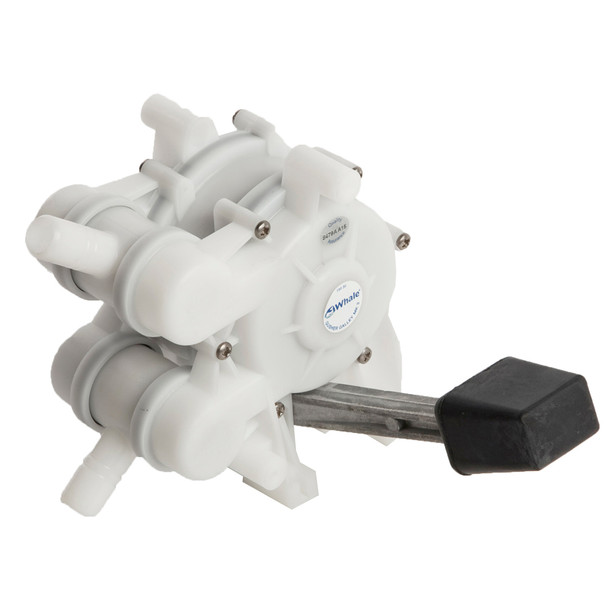 Whale Gusher Foot Operated Galley Pump Right Handed Lever  [GP0550]