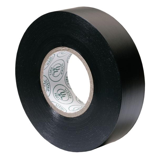 "Ancor Premium Electrical Tape - 3\/4"" x 66' - Black  [331066]"