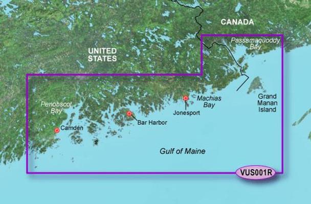Garmin VUS001R G2 Vision North Maine