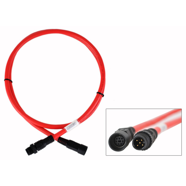 FUSION Powered Drop Cable f\/MS-AV700 or MS-IP700 to NMEA 2000 T-Connector  [CAB000859]