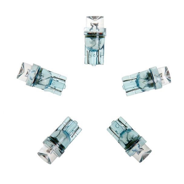VDO Blue LED Wedge Type Bulb(Type E) Upgrade  [600-880]