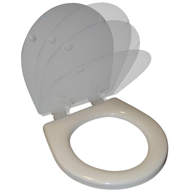 Raritan Slow Close Seat & Cover - White  [1238SC]
