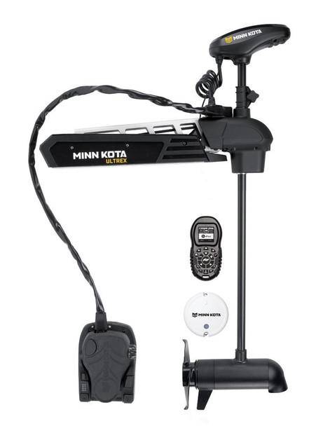 "Minn Kota Ultrex 80/US2 Trolling Motor w/i-Pilot & Bluetooth - 24V-80lb-52""  [1368801]"