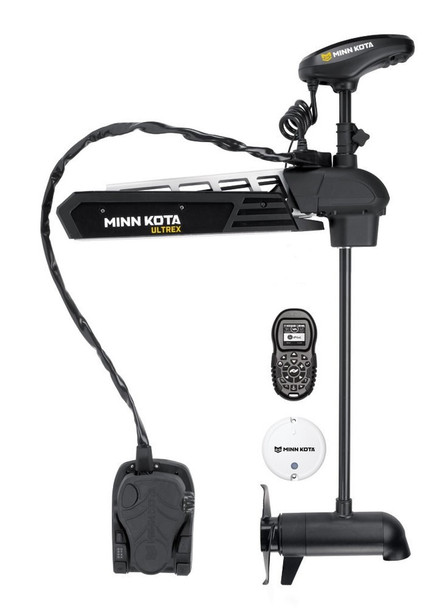 "Minn Kota Ultrex 112/US2 Trolling Motor w/i-Pilot & Bluetooth - 36V-112lb-60""  [1368822]"