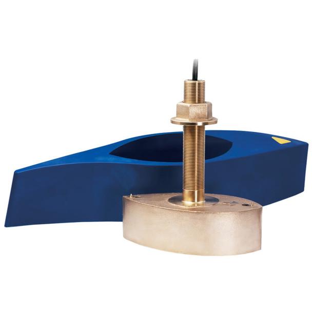 Raymarine B275LH-W Bronze Thru-Hull - Low & High Wide Frequency  [A80322]