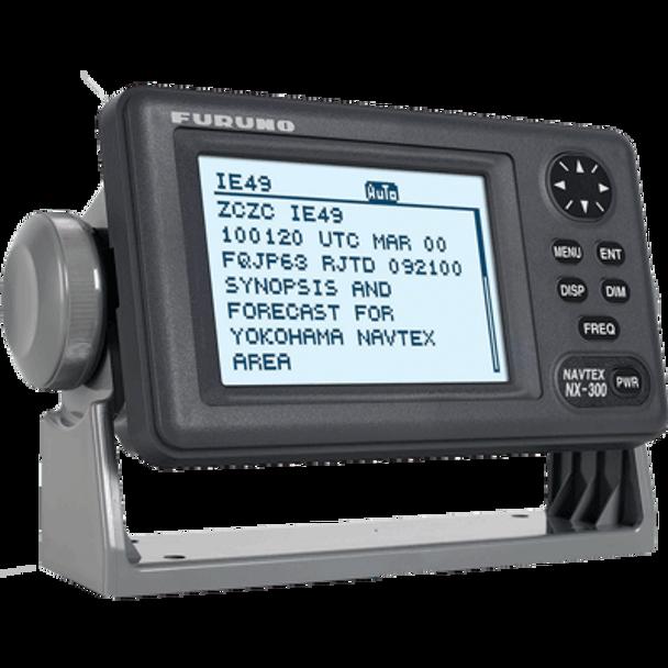 NavTex 8-Line 4.5 Mono LCD Receiver