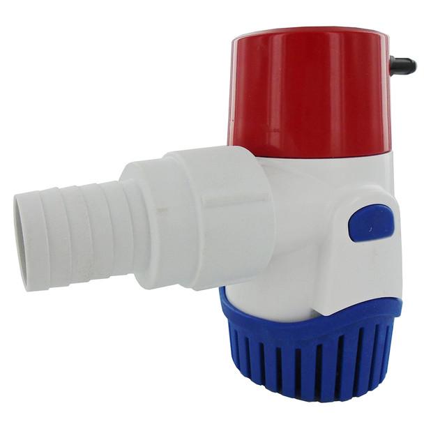 Rule 1100GPH Electronic Sensing Bilge Pump - 12V [27SA]