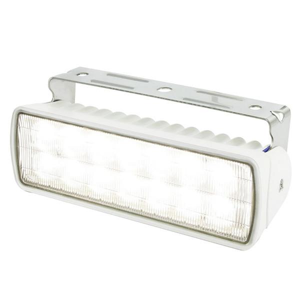 Hella Marine Sea Hawk-XLR LED Floodlight - White LED\/White Housing [980740011]