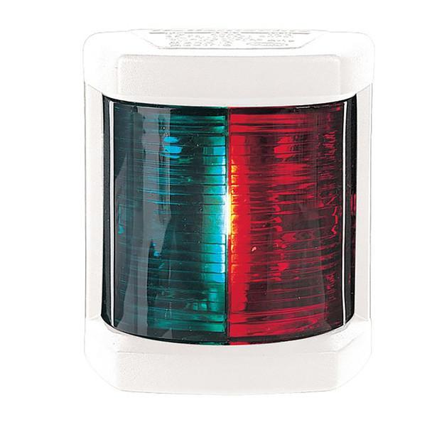 Hella Marine Bi-Color Navigation Lamp- Incandescent - 1nm - White Housing - 12V [003562145]
