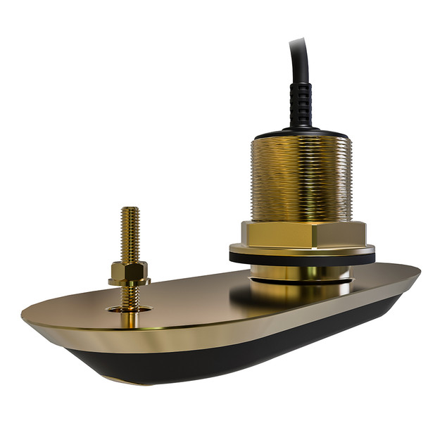 Raymarine RV-200 RealVision 3D™ All-In-One Bronze Thru-Hull Transducer - 0° - 8M Cable [A80465]