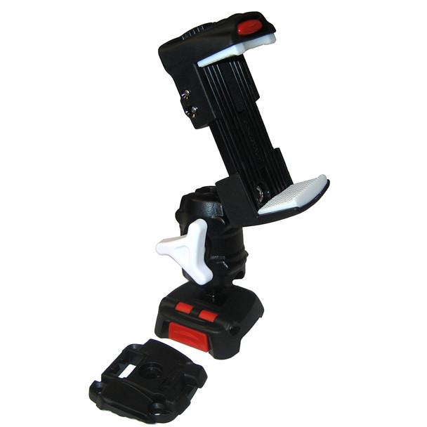 ScanStrut ROKK Mini Kit w\/Universal Phone Clamp, Adjustable Arm  Screw Down Surface Base [RLS-509-401]