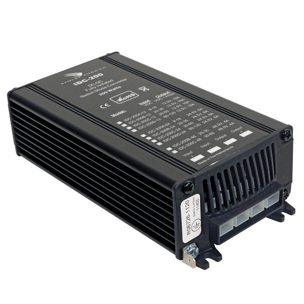 Samlex 200W Fully Isolated DC-DC Converter - 16A - 9-18V Input - 12V Output [IDC-200A-12]