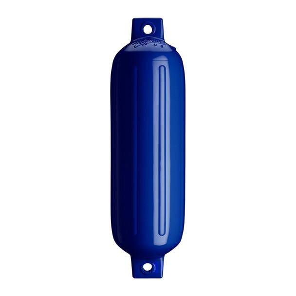"""Polyform G-4 Twin Eye Fender 6.5"""" x 22"""" - Cobalt Blue [G-4-COBALT BLUEWO]"""