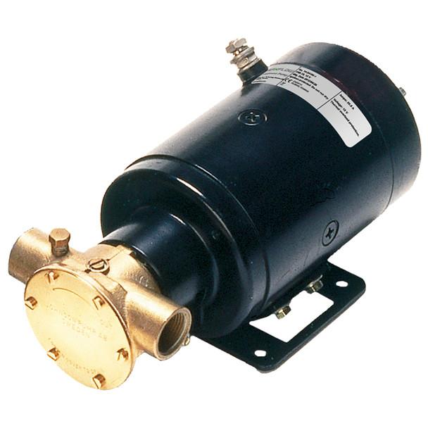 """Johnson Pump F5B-1907 Impeller Pump - 12V - 3\/4"""" NPT [10-24188-4]"""