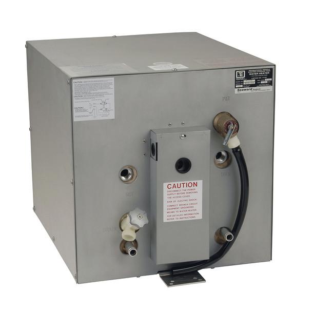 Whale Seaward 11 Gallon Hot Water Heater w\/Front Heat Exchanger - Galvanized Steel - 240V [F1150]