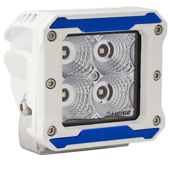 "HEISE 4 LED Marine Cube Light - Flood Beam - 3"" [HE-MHCL2]"