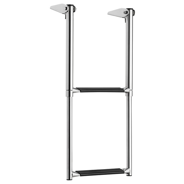 Whitecap 2-Step Telescoping Swim Ladder [S-1850]