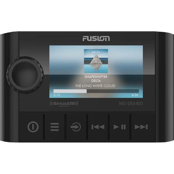 FUSION MS-SRX400 Apollo Series Zone Stereo\/Remote [010-01983-00]