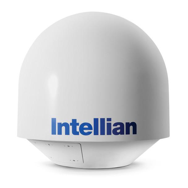 Intellian i9P\/i9W Empty Dome  Base Plate Assembly [S2_9112_A]