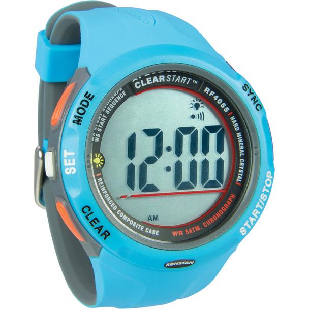 Ronstan RF4055 ClearStart 50mm Sailing Watch - Blue\/Grey [RF4055B]