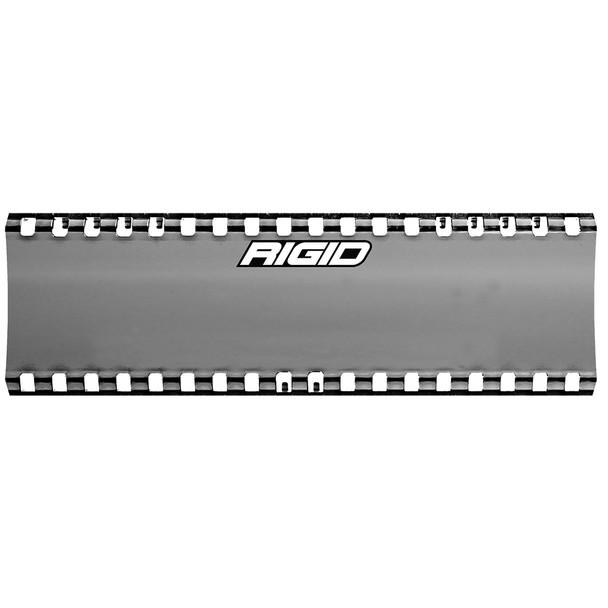 """Rigid Industries SR-Series Lens Cover 6"""" - Smoke [105913]"""