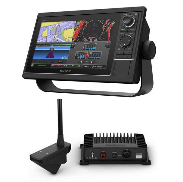 Garmin Panoptix Livescope LVS32 System with GPSMAP 1022 Bundle