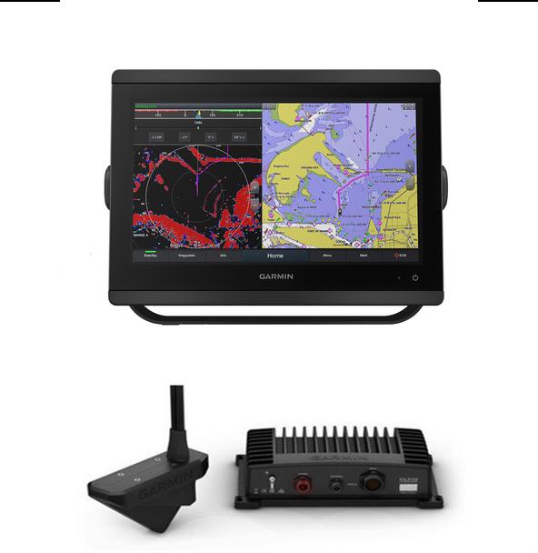 Garmin GPSMAP 8612 with Livescope Panoptix LVS32 Bundle