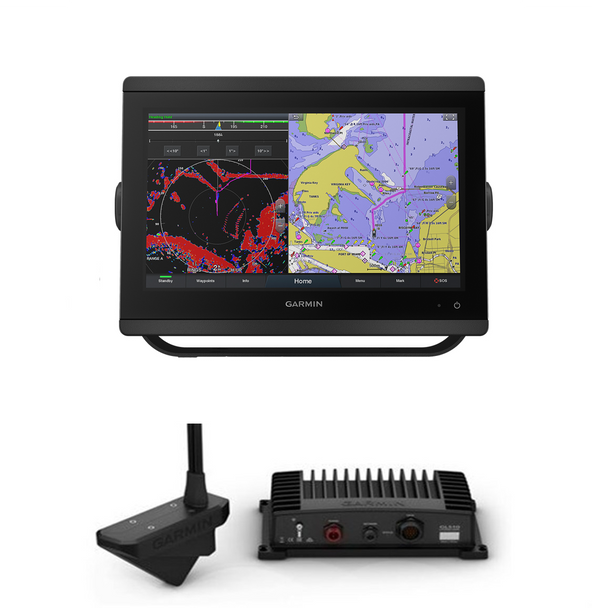 Garmin GPSMAP 8610xsv with Livescope Panoptix LVS32 Bundle