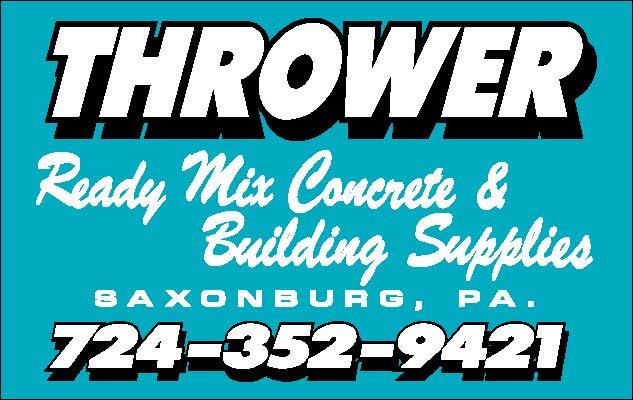 Thrower Concrete