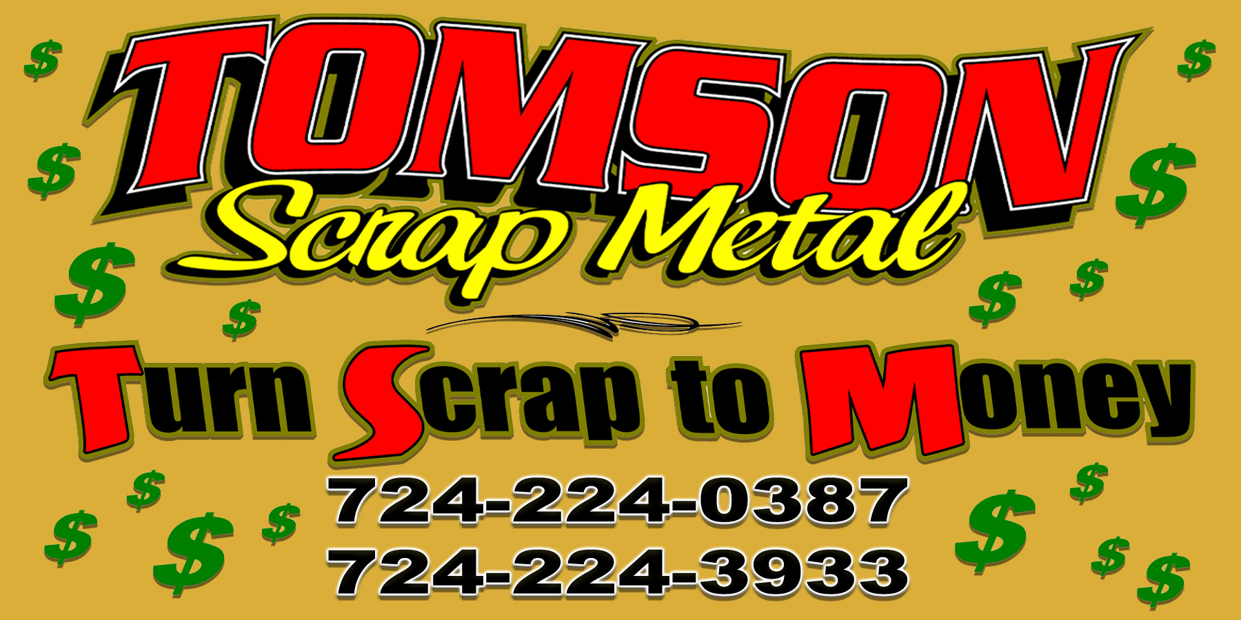 Tomson Scrap Metal