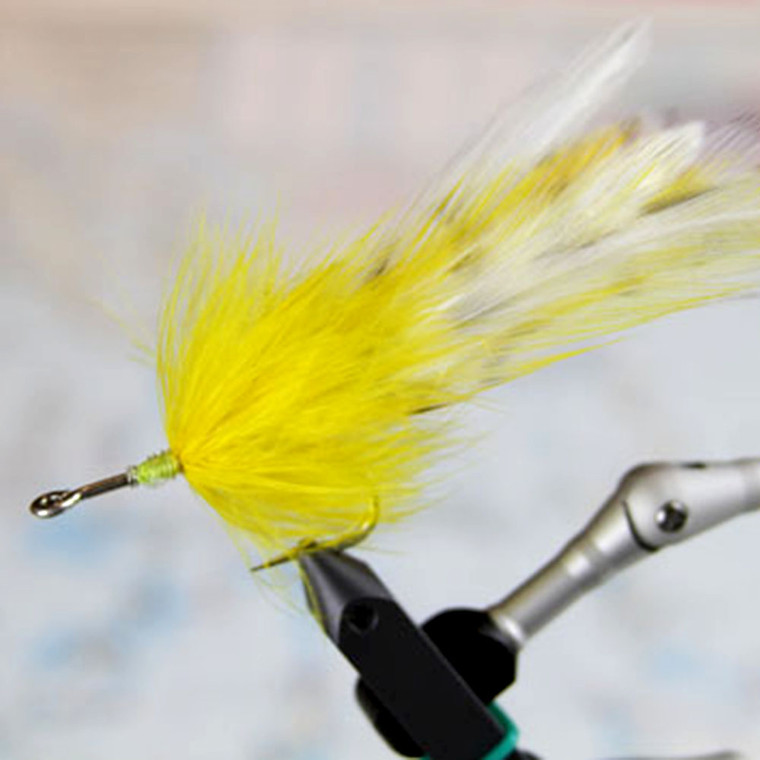 Lemon Drop Tarpon Fly