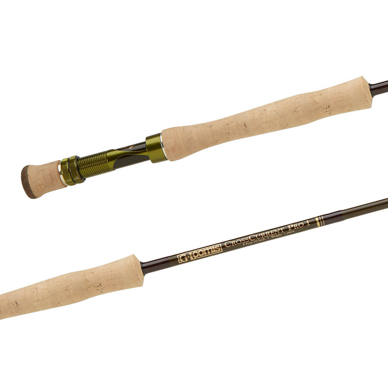 G.Loomis CrossCurrent Pro 1 Rods