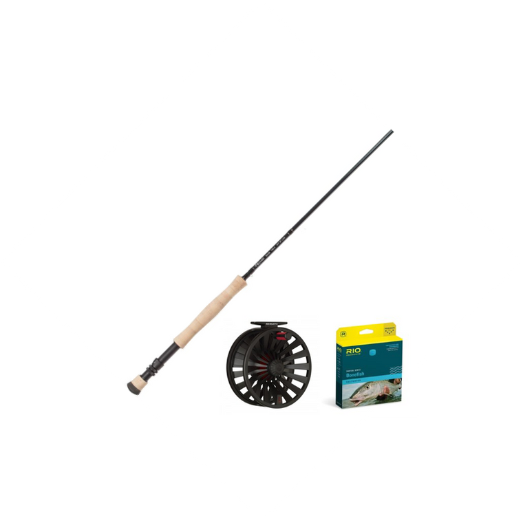 Entry Level Saltwater Combo