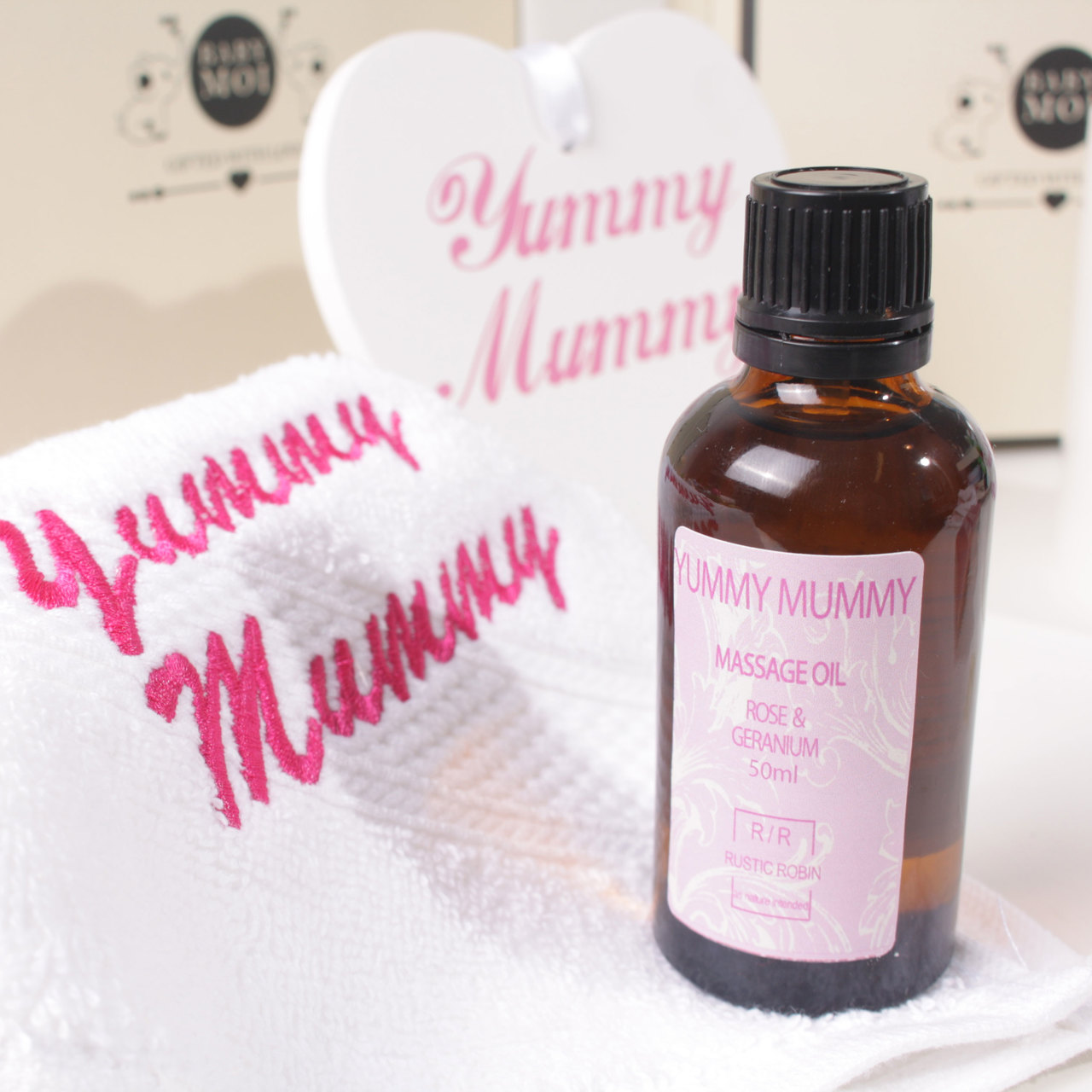 Labour Of Love relax Mummy Gift Set