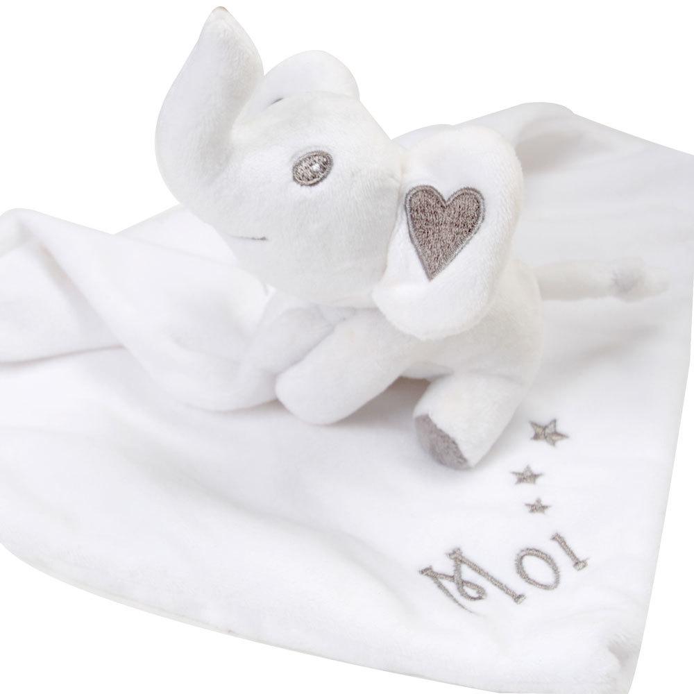 3 Tier Baby Moi Elephant Luxury girl Nappy Cake