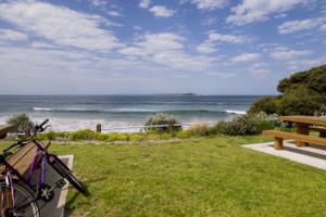 Spring Sunshine & riding your bike to the beach (Ocean Grove)