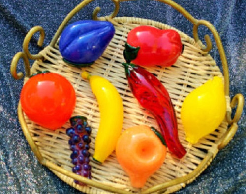 Fruit Bowl Pipe Set