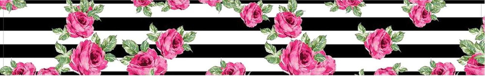 Arrow Wraps-Stripes and Roses