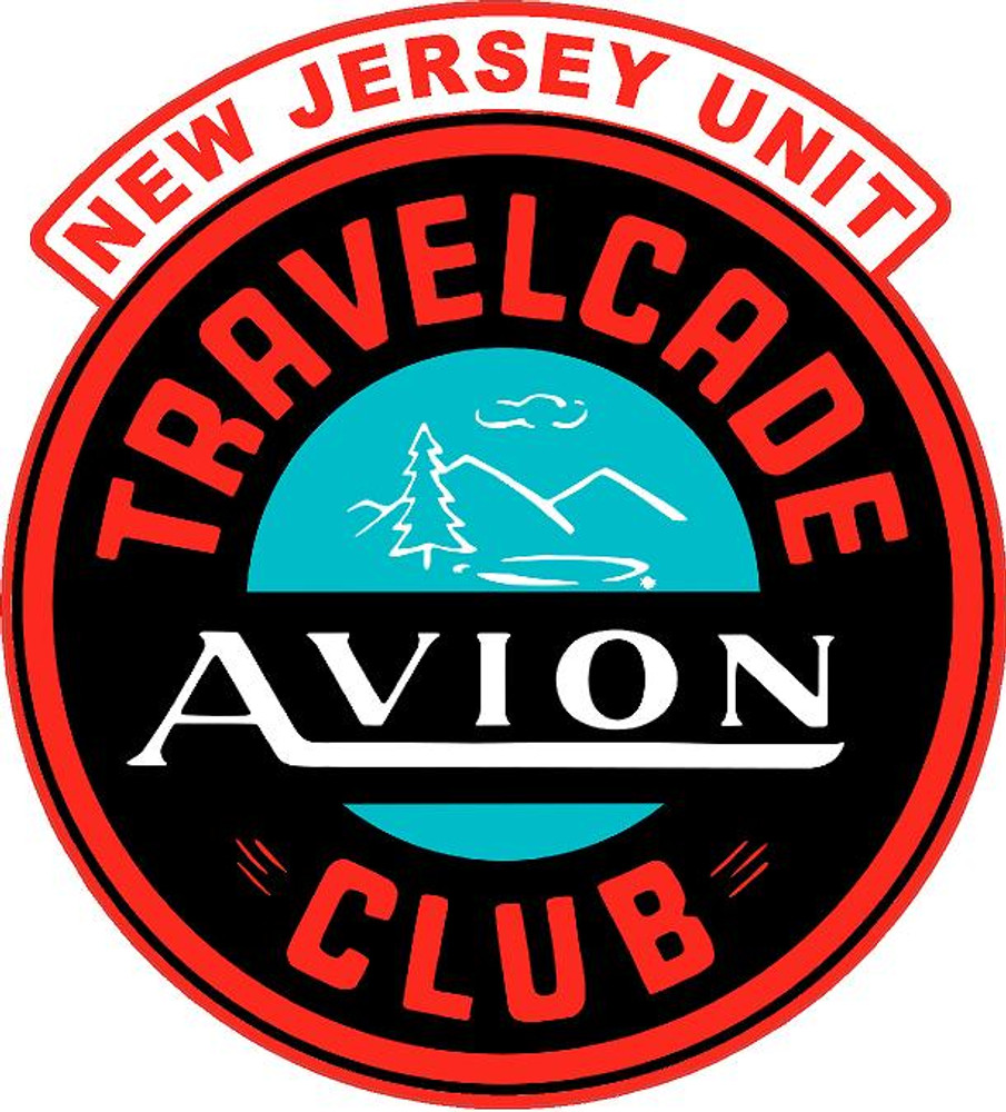 Decal-Avion-New Jersey Unit