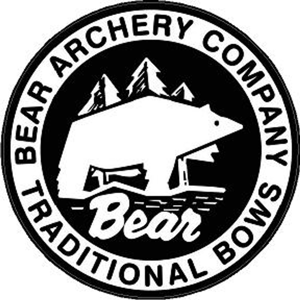 Decal-BearArchery2020 Trad Emblem