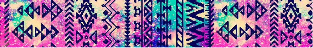 Arrow Wraps-Tribal Galaxy