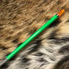 SOLID-Fluorescent Arrow Wraps