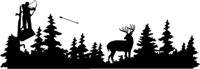 Decal-Deer Mural 2017