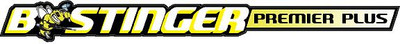 Decal-BStinger Long Logo YELLOW