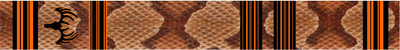 Arrow Wraps-Copperhead crested