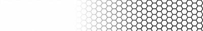Arrow Wraps-2019 White Honeycomb Fade