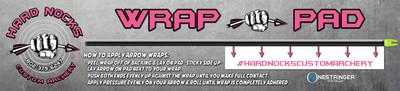 Wrap Pad-Shane Blackmer custom